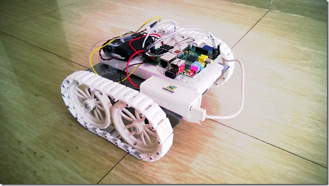 Pi Tracker: WiFi-Controlled Toy Using Raspberry Pi - DZone IoT