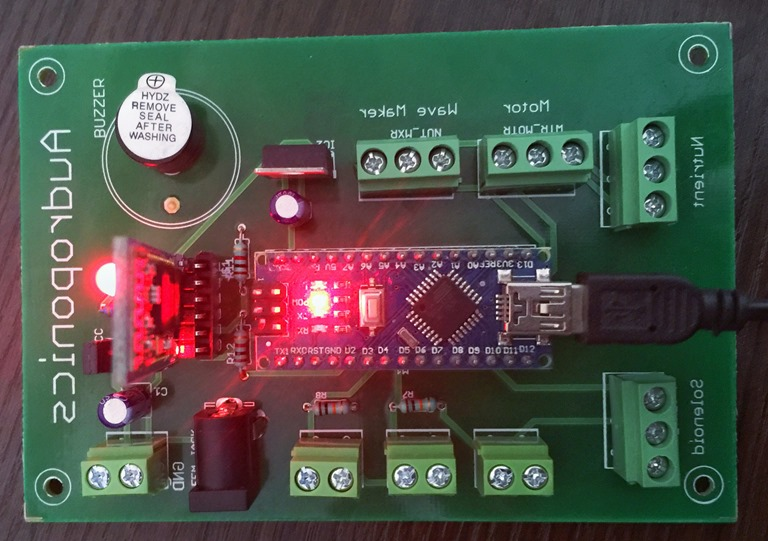 Converting an arduino project into industrial strength